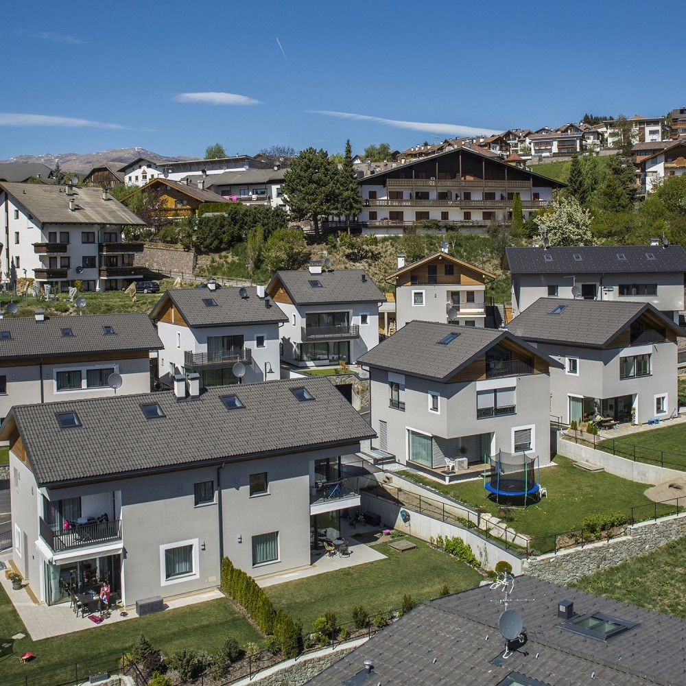 Errichtung einer Wohnbauzone