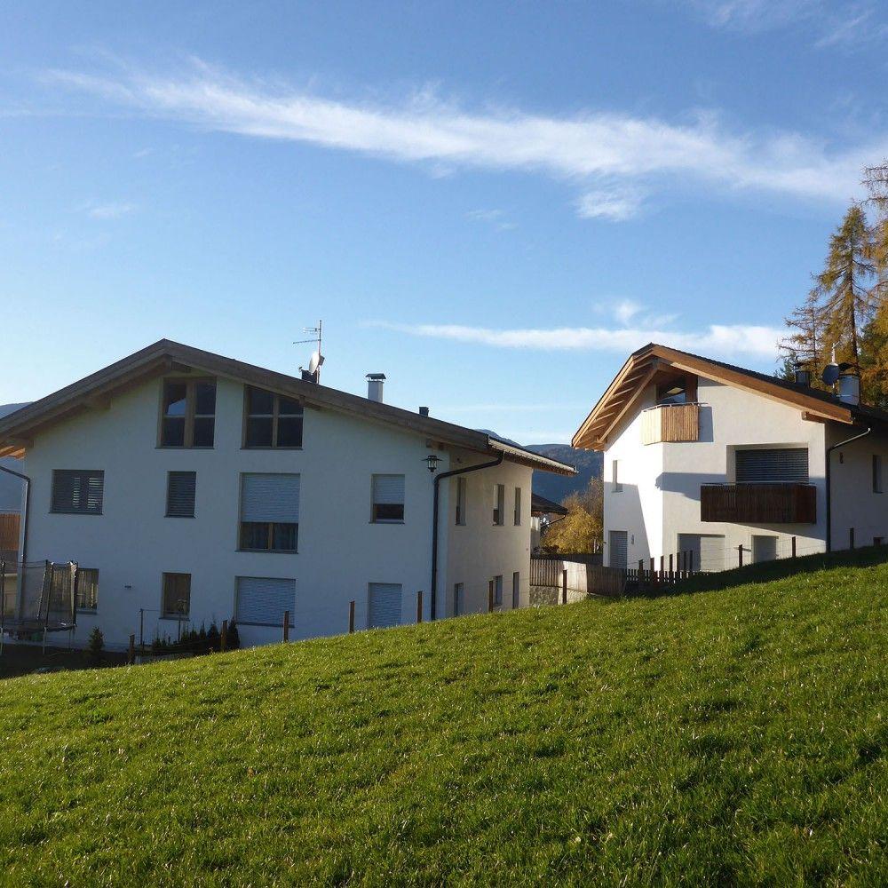 Wohnbauzone Tschöfas