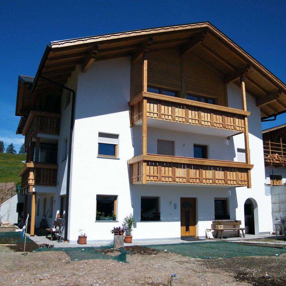 Wohnhaus Scherlin